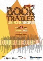 DURANGOKO I. BOOK TRAILER LEHIAKETA: BIDEOAK AURKEZTEKO EPEA LUZATU DA