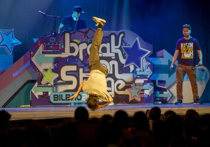 Zapatuan egingo dute Arriolak eta Logela Multimediak antolaturiko Break On Stage