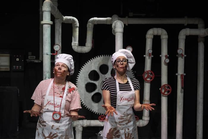 Txokolate fabrika batean sortzen den kimikari buruzko obra aurkeztuko du Paraisok 'Xokolat'-en
