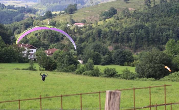 Eguraldiagatik atzeratutako Euskal Herriko Hike&Fly txapelketa zapatu honetan egingo dute, Elorrion