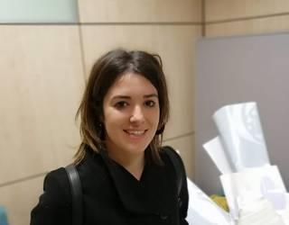 """Amaia Fernandez """"Saretze lanaren ondorioa izan da gaurko erantzuna"""""""