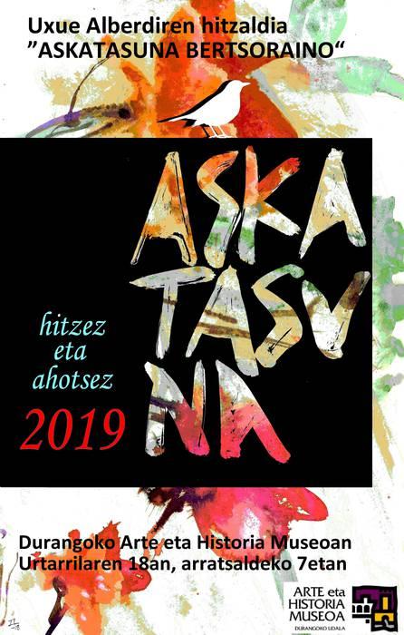 Hitzez eta Ahotsez 2019