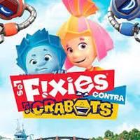 'Los Fixies conbbtra los Crabots'
