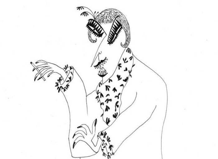 Layayaletuca artistaren ilustrazioegaz egindako erakusketa berria, ikusgai dago Zornotzan gaurtik aurrera