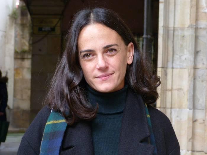 """Ane Abarrategi: """"Hiria geurea ere badela eta zer esana badugula sentitu behar dugu emakumeok"""""""