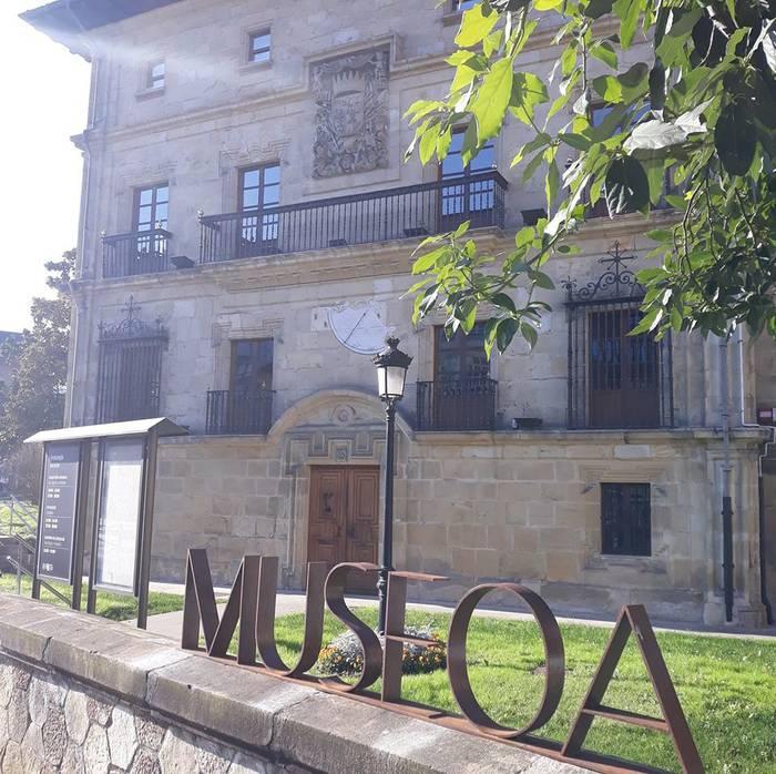 Durangoko museoak eraikina birtualki bisitatzeko hiru aukera eskaintzen ditu