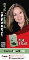 Literatura topaketak: Nere Basabe