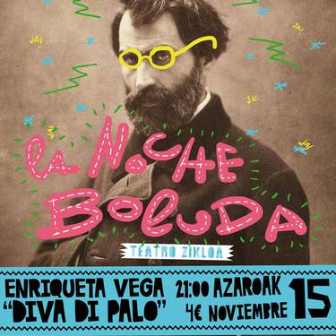 Enriqueta Vega 'Diva Di Palo'