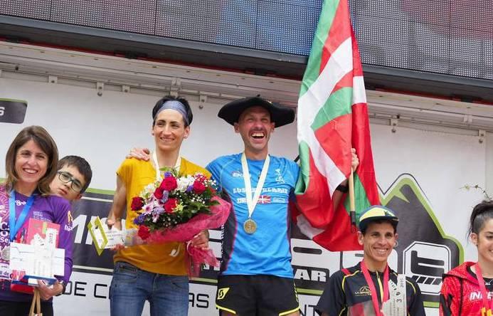 Oier Ariznabarretak 42 kilometroko Flysch Traila irabazi du Zumaian