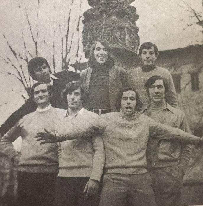 Muffler's, soul musika 60ko hamarkadan Elorrion