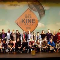Abenduaren 12tik 15era izango da Kine Rally lehiaketaren edizio berria