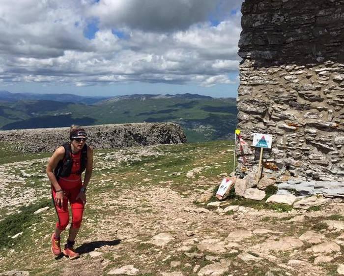Silvia Trigueros gailendu da Basque Ultra Trail-eko bigarren proban