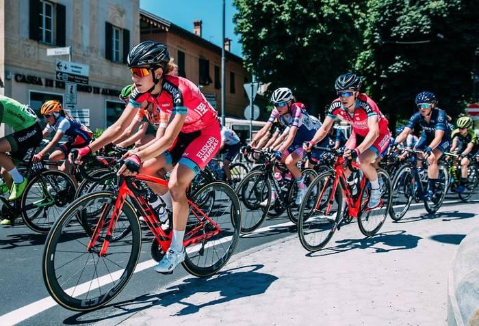 Arzuffi hirugarren Italiako Giroko bosgarren etapan