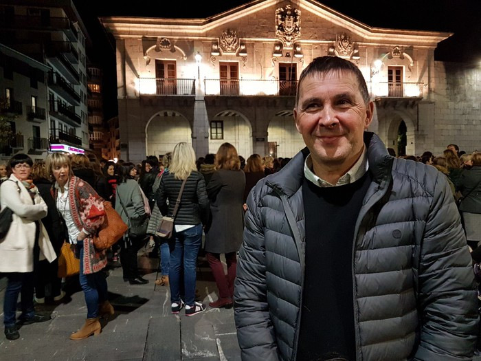 Arnaldo Otegi Durangora etorriko da 'Autonomiatik subirautzara' proposamena aurkeztera