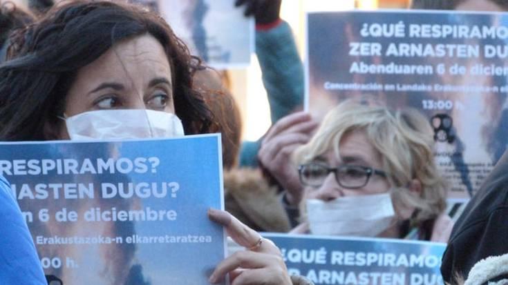 Durangoko fundizio biri bentzeno isuriak murrizteko errekerimendua egin die Eusko Jaurlaritzak