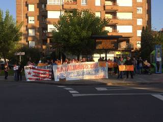 Kataluniaren aldeko elkartasun batzordea sortzeko batzarra egingo dute Abadiñon