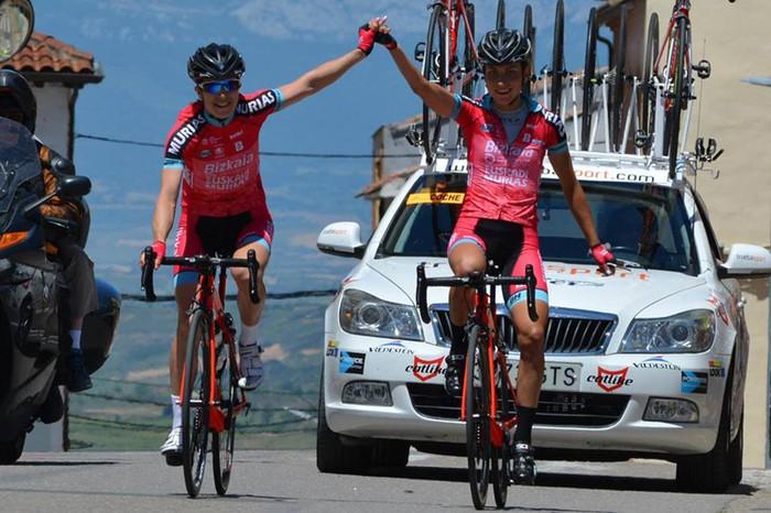 Hiru egunetan beste hainbeste garaipen lortu ditu Bizkaia Durango-Euskadi Muriasek