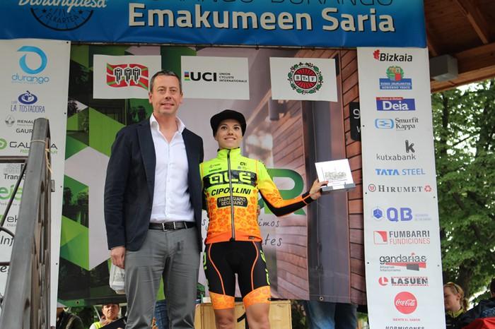 Van der Breggenek irabazi du Klasikoa eta Isasi onena izan da tarteko helmugetan - 4