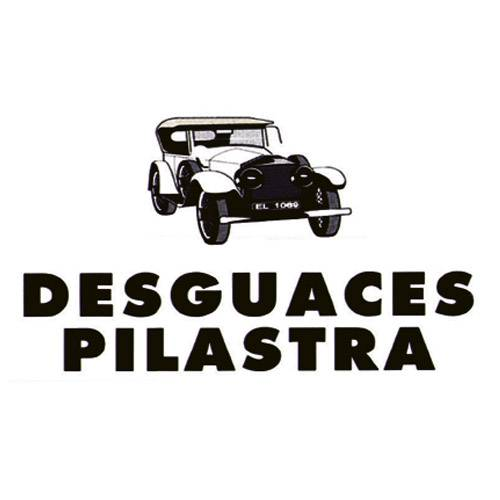 DESGUACES PILASTRA logotipoa