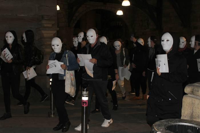 Baionako erailketa matxista salatzeko manifestazioa deitu dute Durangon