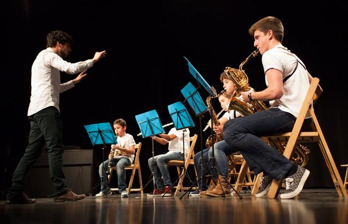 Ikasturte amaierako emanaldia eskainiko dute musika eskolako ikasleek