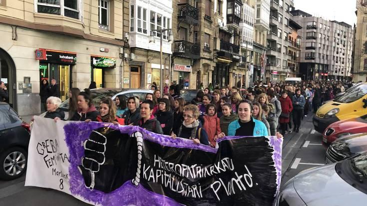 Durangoko mugimendu feminista: emakumeen borrokaren aniztasunaren isla eta eskualdeko feminismoaren taupada