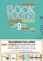Durangoko II. BookTrailer Lehiaketa