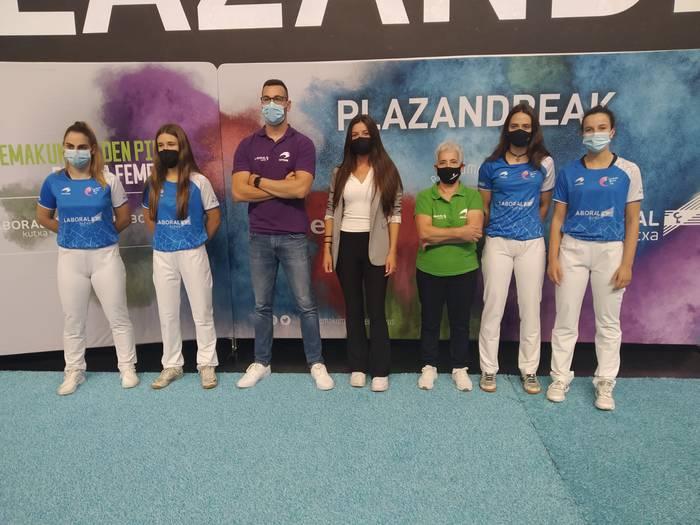 Abuztuaren 2an Zornotzan jokatuko da Plazandreak txapelketaren finala