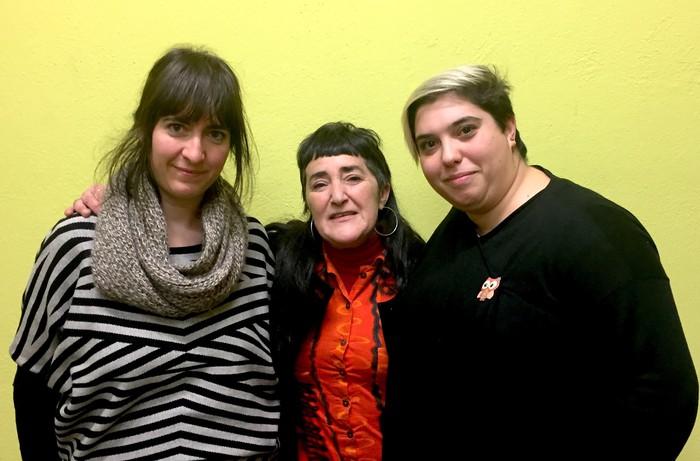 Elorrioko gobernu taldeko emakumeok ere planto!