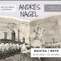 Andres nagelen artista-liburuak