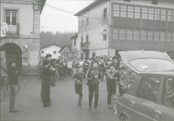 Korrika 1980an igaro zen lehenengoz eskualdetik