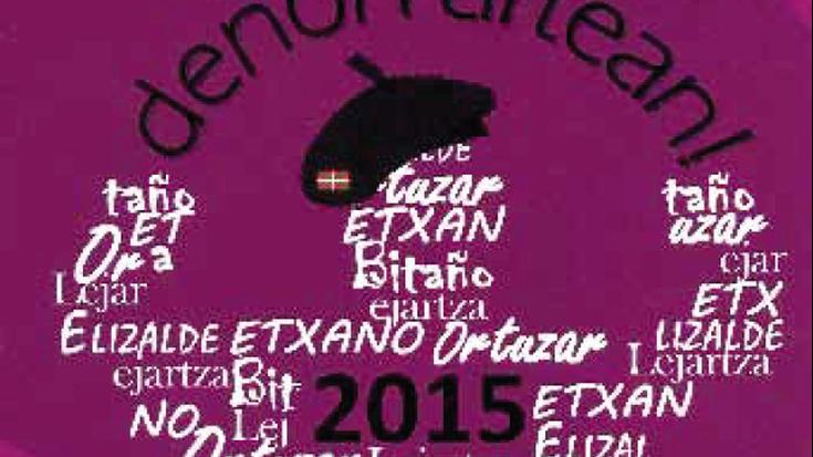 Izurtzako jaiak 2015