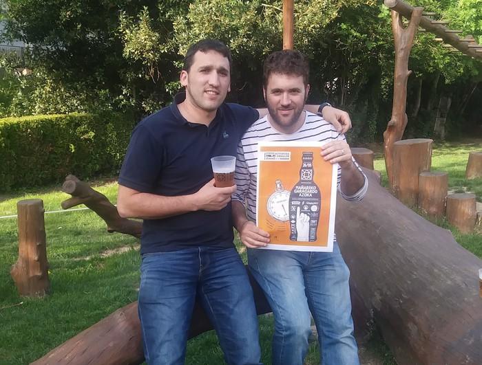 Garagardo azoka Mañarian, Garai Brewing enpresaren eskutik