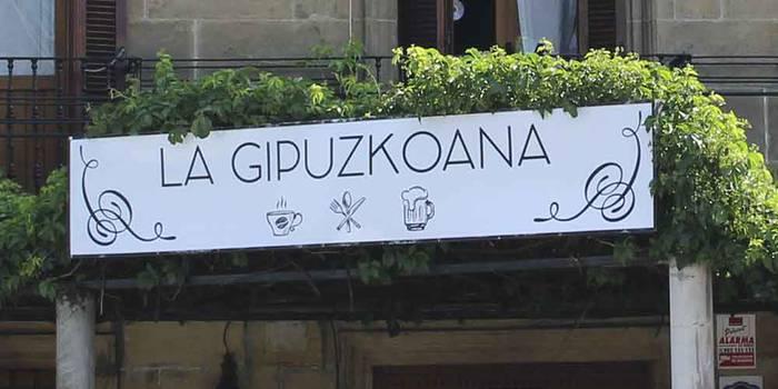 LA GIPUZKOANA TABERNA/ JATETXEA
