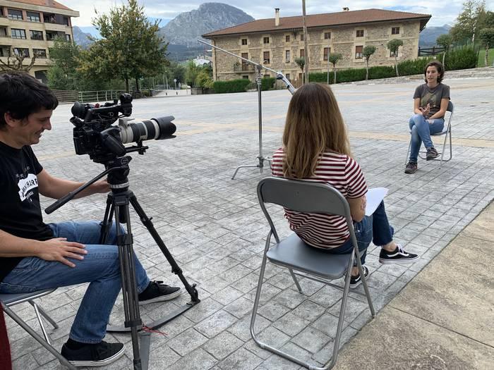'Jantzari' dokumentala datorren urriaren 9an estreinatuko dute, Iurretako plazan