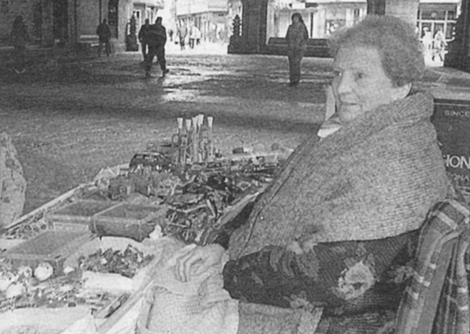'Boni' eta Durangoko beste martxanteren omenezko oroigarri bat Andra Marian?