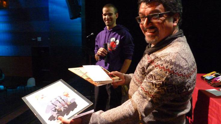 Joxe Rojasek irabazi du Twitter bidezko #365ipuin lehiaketako saria