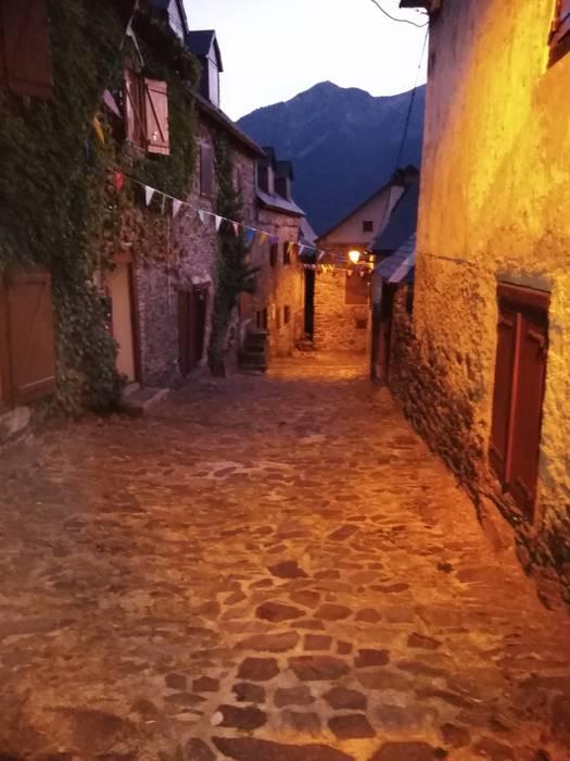 Lasaitasuna Val d'Aranen