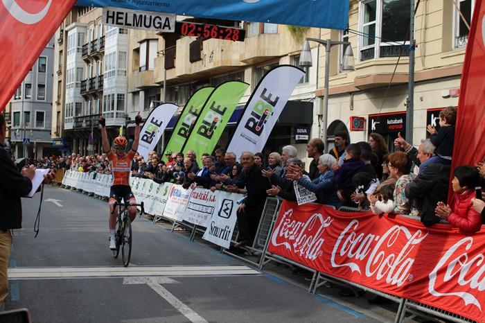 Van der Breggenek irabazi du Klasikoa eta Isasi onena izan da tarteko helmugetan