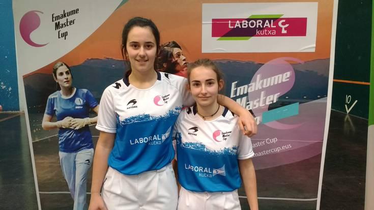 Ainhoa Ruiz de Infantek ezin izan du Master Cup txapelketako finalera sailkatu