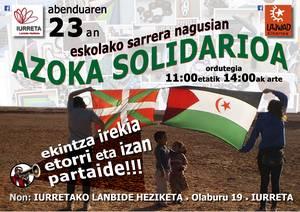 Azoka solidarioa