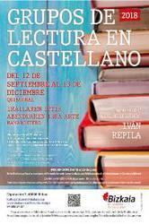 Grupos de lectura en castellano (II)