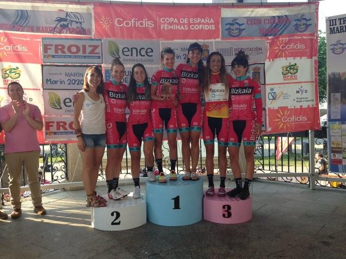 Bizkaia Durangok irabazi du Espainiako Kopako taldekakoa