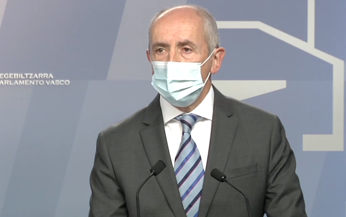 Joaquin Beltranen gorpuzkiak topatzeko lanak amaitutzat ematea erabaki du Eusko Jaurlaritzak