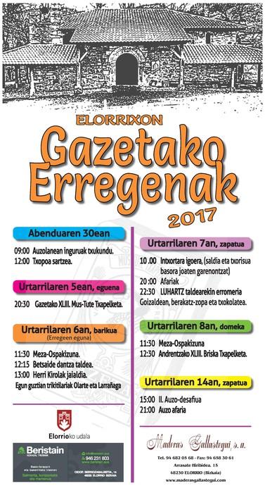 Gazetako Erregenak