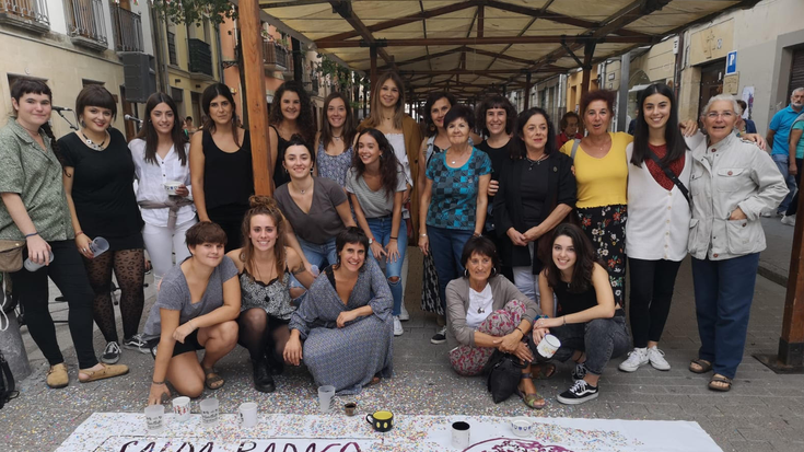 Durangok Euskal Herriko Mugimendu Feminista aterpetuko du asteburuan