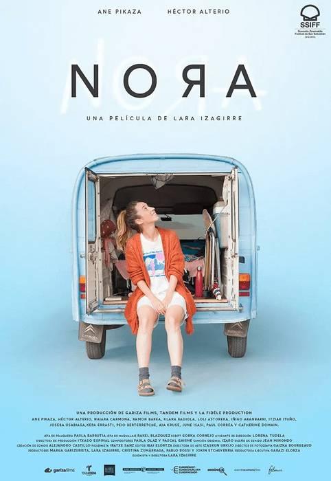 'Nora', Lara Izagirre zornotzarraren film berria, irailaren 10etik aurrera ikusgai Zornotza Aretoan