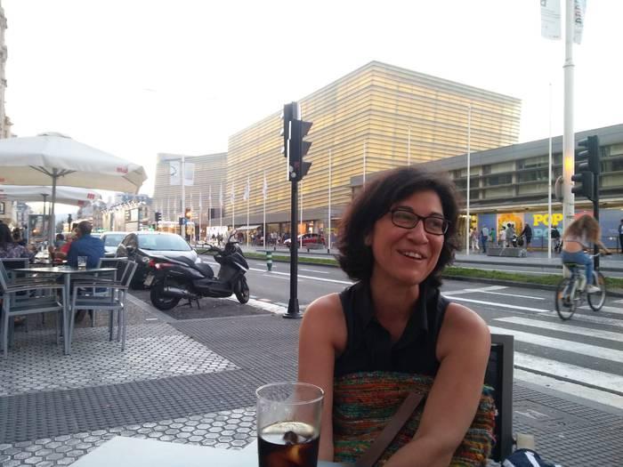 30 kontu (V). 'Euskara ikasteko garrantzitsua da inguratzen zaituen jendea' - Rachel Gonzalez Reñones