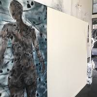 Bosteko talde erakusketa Zornotzan egongo da ikusgai azaroaren 8ra arte