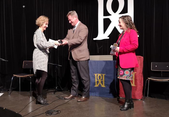 'Ttap' aldizkariak irabazi du Rikardo Arregi Kazetaritza Sariko komunikazio ataleko saria